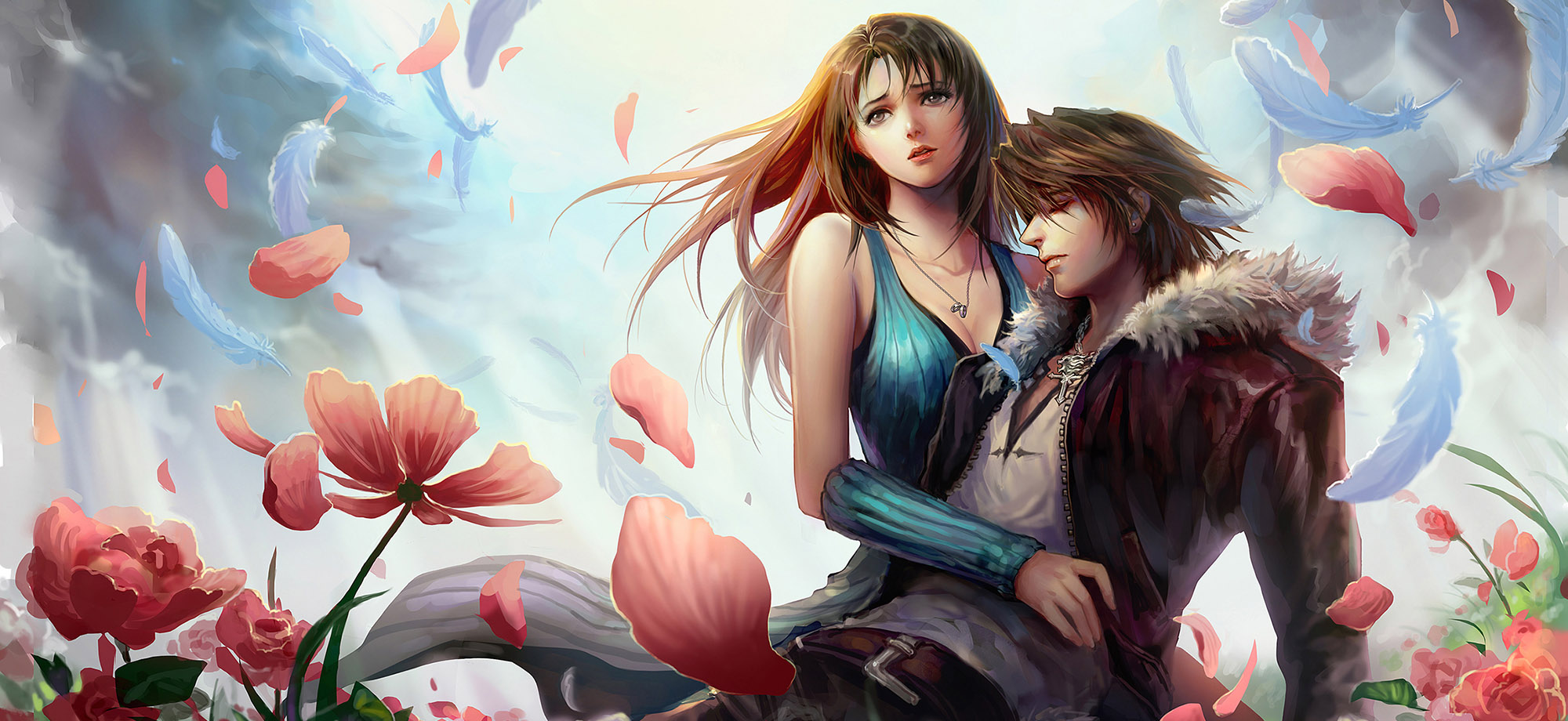 Final Fantasy 8 art 02