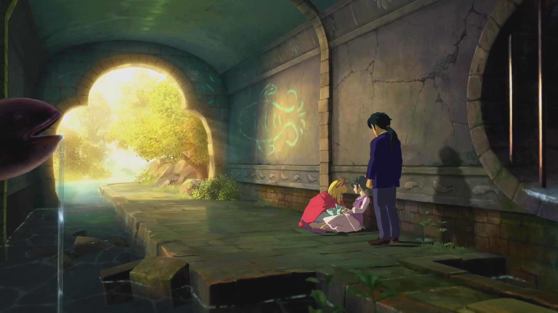 PlayStation Experience 2015 Ni No Kuni II