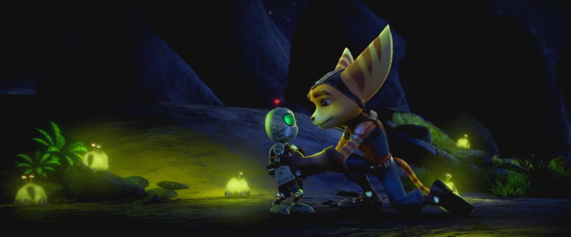 PlayStation Experience 2015 Ratchet & Clank