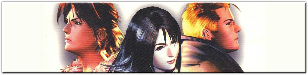 top 10 jrpg Final Fantasy 8 line
