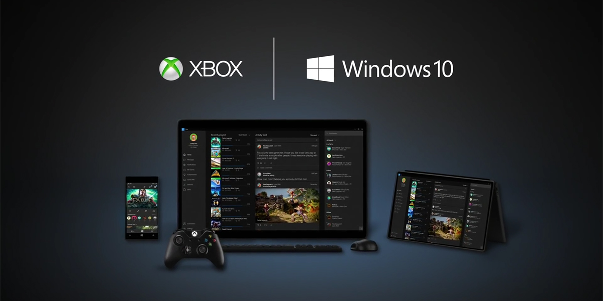 xbox one PC march 2016 news