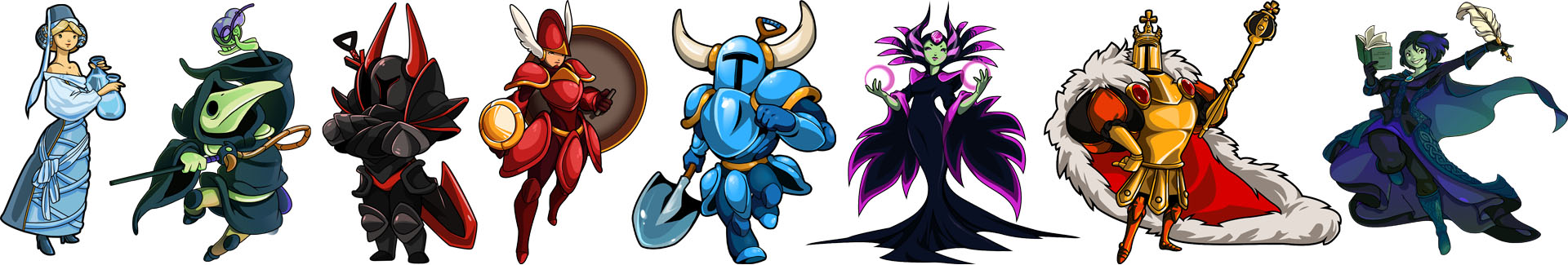 shovel-knight-characters