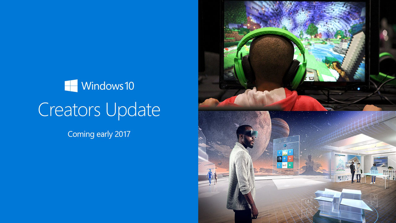 Windows 10 january 2017 news