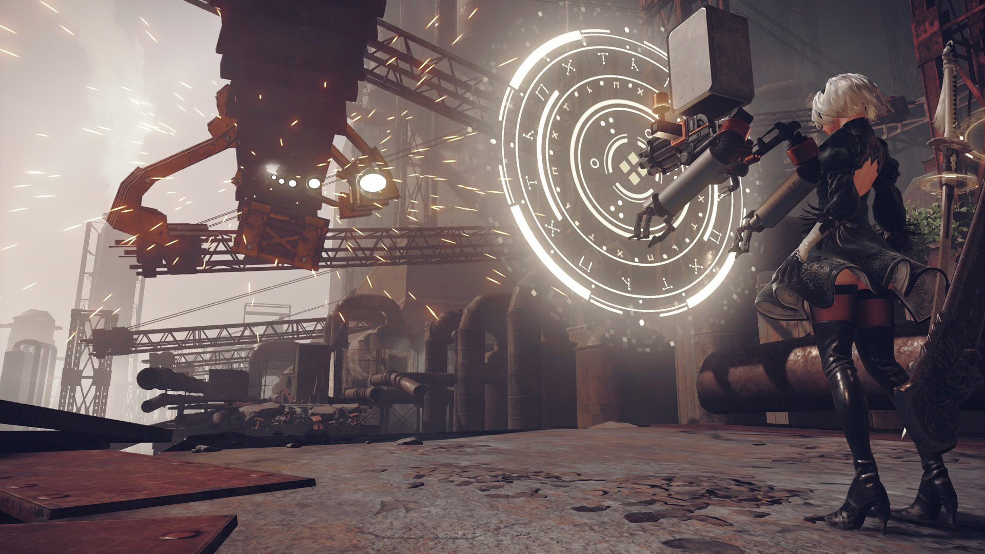 Nier Automata 3 march 2017 news