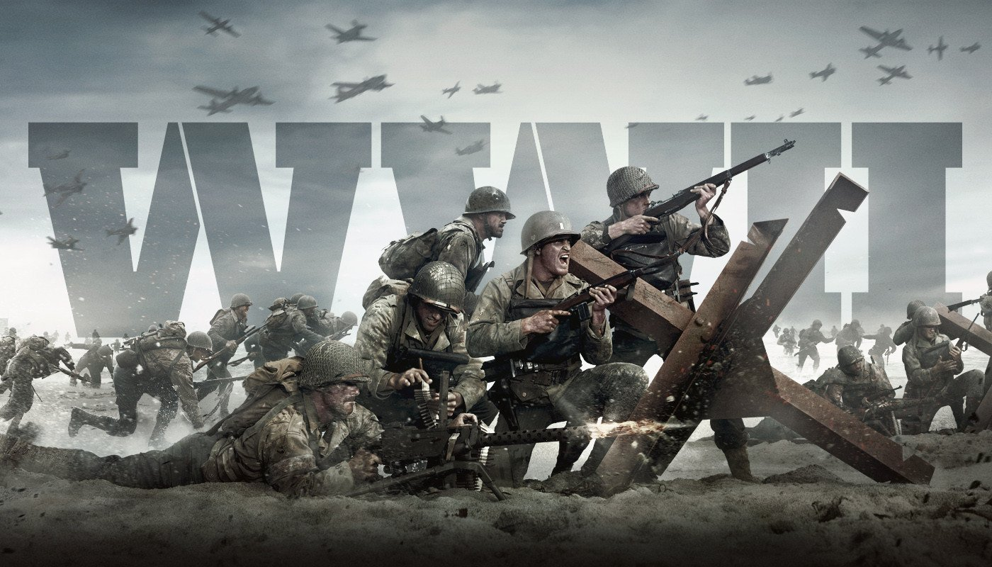 Call of Duty WWII 2 april 2017 news