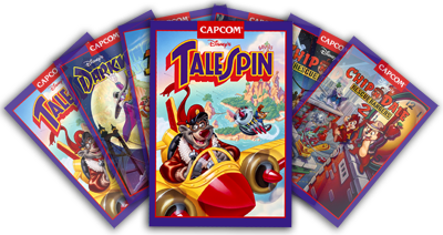 Disney Afternoon TaleSpin